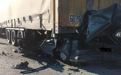 В страшном ДТП в районе Клеверного моста погиб только один человек