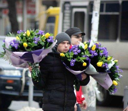 Почем цветы?