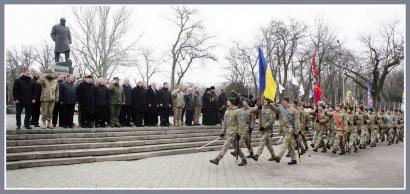 В Одессе отметили годовщину со дня рождения Т. Шевченко