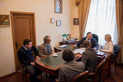 Президент ELFA Жозеп Марсер впервые посетил Украину