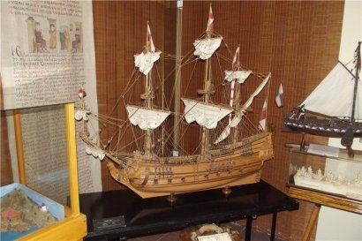 Музей морского флота в Одессе возрождается