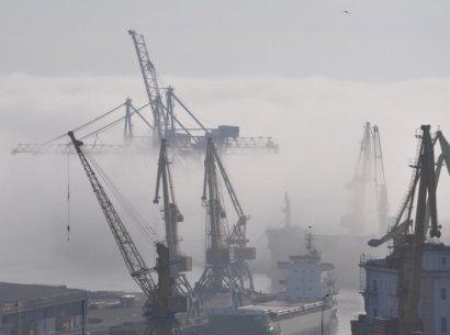 Утренний туман существенно ограничил работу большинства портов Одесской области