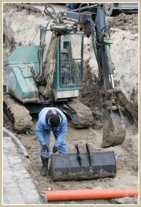 Грандиозные раскопки на Канатной