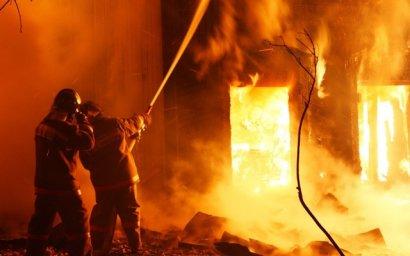 В Одессе едва не выгорел целый микрорайон