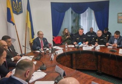 Одесская область готова к очередному удару стихии