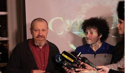 Первую серию нового сериала «Сувенир из Одессы» презентовали СМИ на допремьерном показе