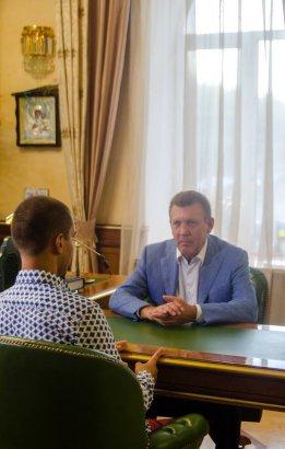 Золотой голос родом из Одессы