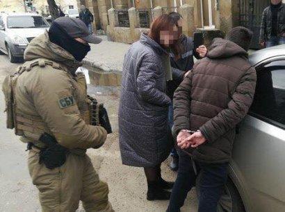 Очередной канал незаконного поступления оружия ликвидирован в Одессе