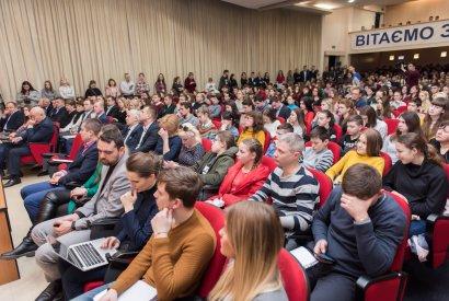 День открытых дверей в Одесской Юракадемии собрал сотни абитуриентов