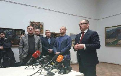 Губернатор Максим Степанов  назначил Александра Ройтбурда исполняющим обязанности директора Одесского художественного музея