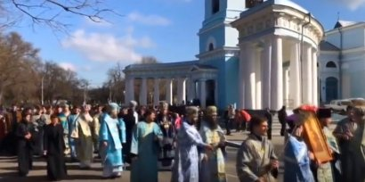 В Измаиле пройдет Крестный ход