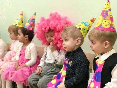 В Одесском доме ребенка №1 состоялся весенний  праздник