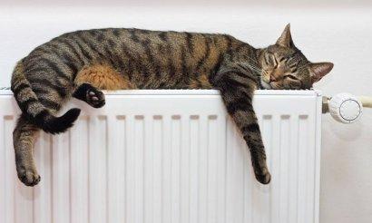 Жители Крыжановки снова с теплом