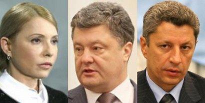 У украинской власти будет женское лицо?