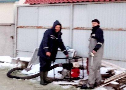В Одесской области начались масштабные подтопления