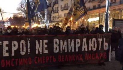 Одесские националисты продолжают третировать одесситов