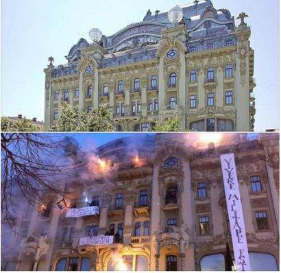 Представители крупного бизнеса Одессы выступили в соцсетях в поддержку владельцев отеля «Большая Московская»