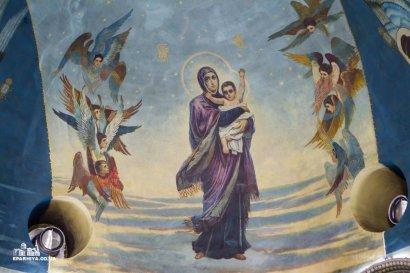 В день почитания Феодоровской иконы Божией Матери митрополит Агафангел совершил Божественную литургию в Свято-Покровском кафедральном Измаильском соборе и возглавил многотысячный Крестный ход (Видео)