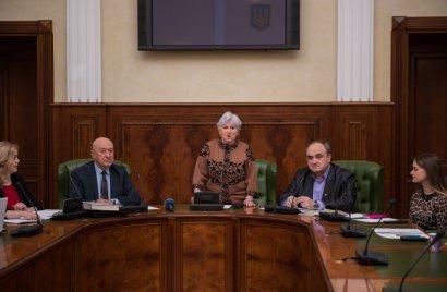 Профсоюзы одесских вузов обмениваются опытом