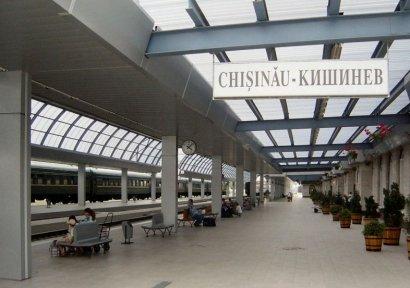 Новый современный поезд «Кишинев-Одесса» завтра торжественно прибывает в Одессу