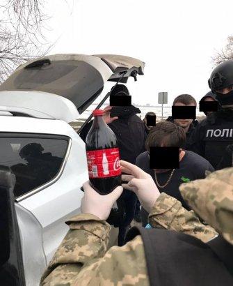В банду вооруженных наркодилеров входили жители Одесской области