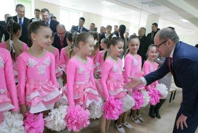 В Одесской Юракадемии открыли новые спортивные объекты