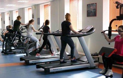 В Одессе открыты два новых современнейших спортивных зала