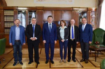 Одесский вуз налаживает сотрудничество Украины и Израиля