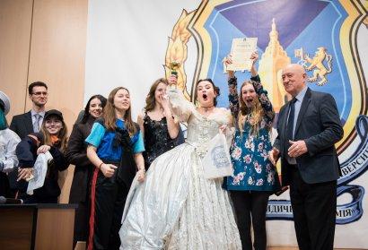 В Одесской Юракадемии прошел юбилейный фестиваль «Дебют первокурсника»