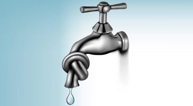 В 3-х районах Одессы сутки небудет воды