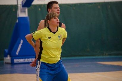 В Одессе прошел «матч звезд» Юниорской баскетбольной лиги