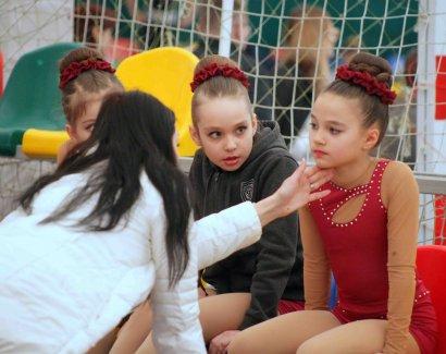 Состоялся открытый чемпионат Одесской области по чирлидингу и чирспорту