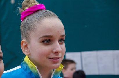 В Одессе прошел чемпионат области по спортивной аэробике