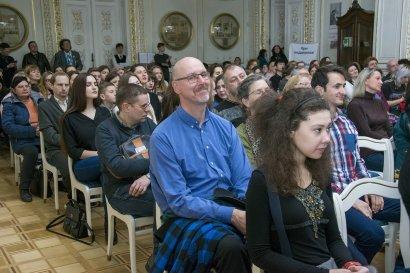В Одесском литературном музее прошел концерт саксофонной музыки