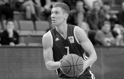 В Одессе в возрасте 30 лет скончался известный украинский баскетболист Сергей Коваль