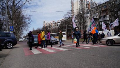 Вкладчики «Набережного квартала» перекрыли улицу