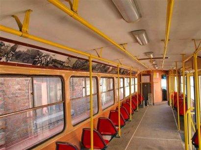 Трамвай-галерея расскажет о героических днях освобождения Одессы