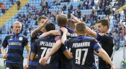 «Черноморец» переиграл «Олимпик» со счётом 3:1