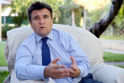 «Остаточнэ прощавай» России в редакции министра Павла Климкина