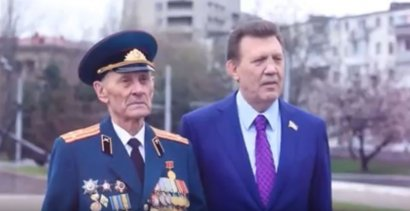 Сергей Кивалов поздравил одесситов с Днем освобождения города!