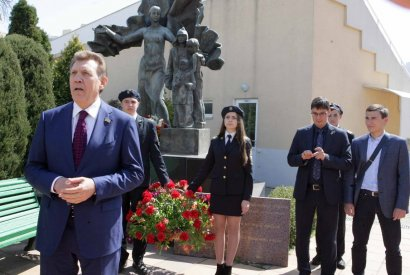 Город-герой Одесса празднует 74-ю годовщину со Дня освобождения