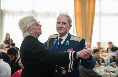 В Одесской Юракадемии в День освобождения Одессы чествовали ветеранов