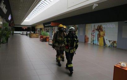 Спасатели требуют остановки работы крупного торгового центра