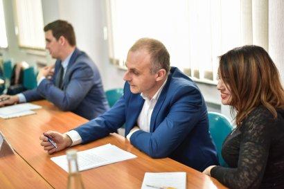 В НУ «ОЮА» на факультете адвокатуры проходит ярмарка вакансий