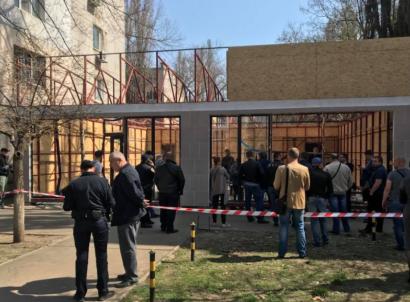 В Одессе строят быстрее, чем сносят