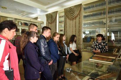 Одесскую Юракадемию посетил заместитель министра юстиции Украины Сергей Шкляр