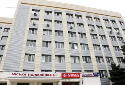 На Молдаванке почти закончен капремонт поликлиники ГКБ № 1