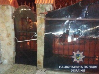 ЧП произошло накануне ночью в Киевском районе