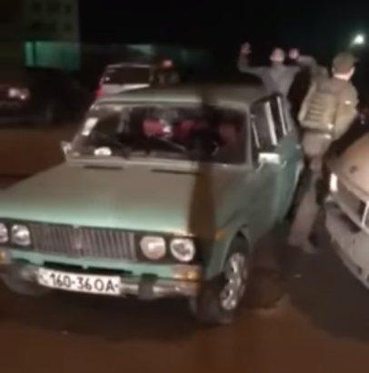 В Одессе снова стреляли