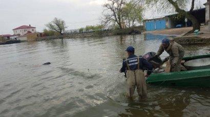 В Белгород-Днестровском районе найдено тело пропавшего рыбака